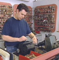 Locksmith Apprentice