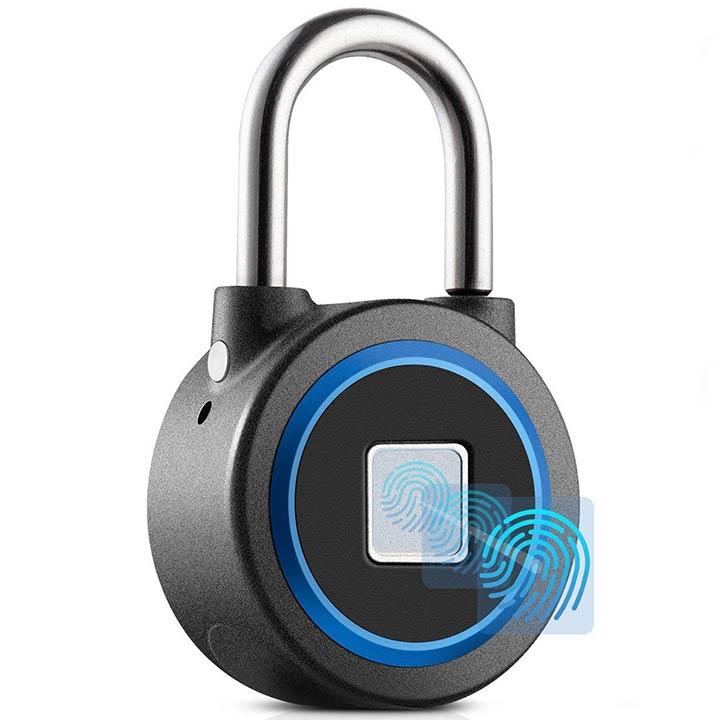 pulse-on-fingerprint-padlock