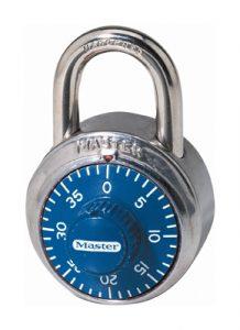Master Lock Standard Combination