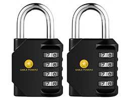 Qable Powerz Heavy Duty Combination Lock