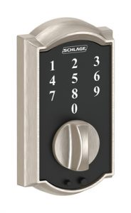Schlage Touch Keyless Touchscreen BE 375 -V
